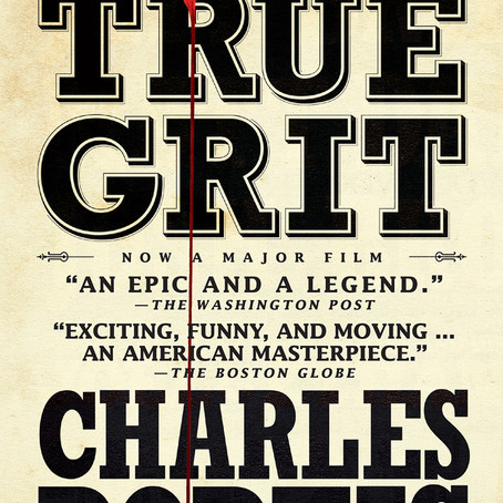 Book Review: True Grit