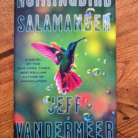 Book Review: Hummingbird Salamander