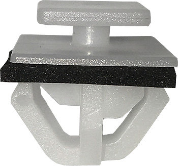 SWORDFISH 67042 - Moulding Clip with Sealer for Hyundai 87758-35010, 15 Pieces