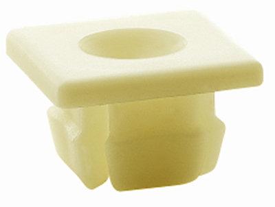 SWORDFISH 67365 - License Plate Nylon Nut for GM 3907444, 4755299