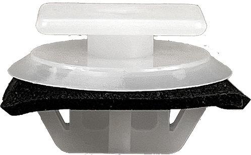 SWORDFISH 60662-10pcs Rocker Moulding Clips for Mazda G22C-51-SJ3