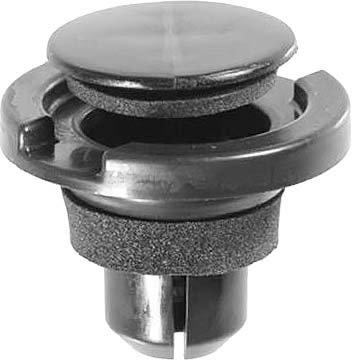 SWORDFISH 66412 5pc Rocker Moulding Push-Type Retainer with Sealer for Subaru