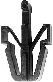 Swordfish 62201 - 25pc Auto Body Grille Clip for Mazda B092-50-715 Isuzu 8942180