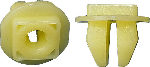 SWORDFISH 61025-25pcs Front & Rear Bumper Screw Grommet for Nissan: 85099-1MA0A
