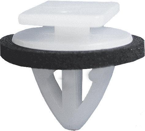 SWORDFISH 67002 15pc Rocker Moulding Clip with Sealer for Hyundai 87702-H1000