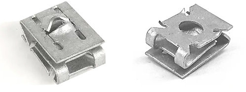 SWORDFISH 65728 - Fender and Bumper Clip for VW N90959101, Package of 25 Pieces