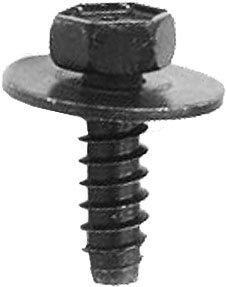 Swordfish 64939-10pcs Phillips Hex Head Screws for Mazda 9CF6-00-516B