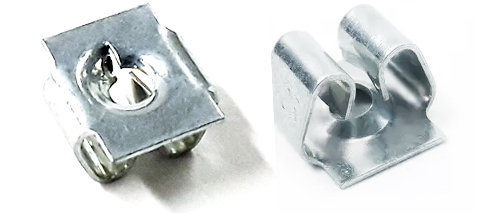 SWORDFISH 64984-25pcs Speed Nut for VW N10327102
