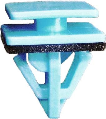 SWORDFISH 67005 15pc Moulding Clip with Sealer for Hyundai 87758-3L000