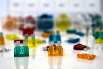 Automotive Electrical Fuse Assortments