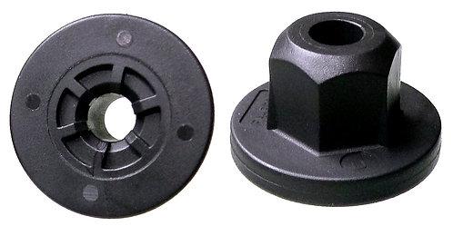 SWORDFISH 67726-25pcs Splash Shield & Filler Tube Nut for BMW 51-16-1-943-122
