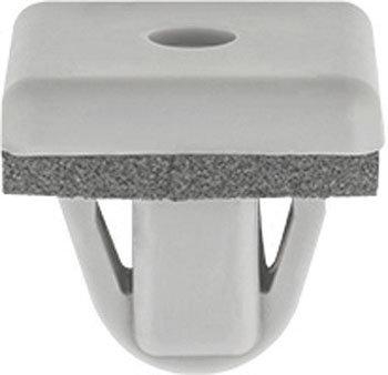 SWORDFISH 67015-10pc Rocker & Exterior Trim Moulding Grommet for Hyundai