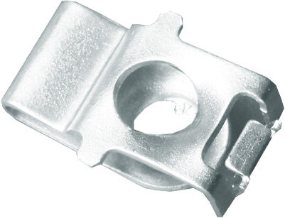 SWORDFISH 65743-Sub Frame Clip for VW 4F0-805-163, Package of 10 Pieces