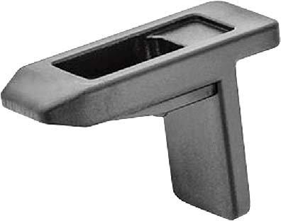SWORDFISH 60649 - Grille Emblem Clip for Mazda G46L-50-EB1, 25 Pieces
