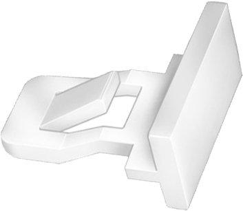 SWORDFISH 60754-25pcs Front & Rear Bumper Clip for Toyota 76853-10010