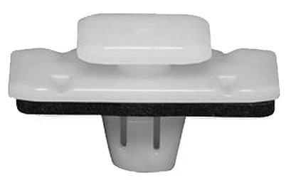 SWORDFISH 60844-25pcs Lower Door Garnish Moulding Clip for Honda: 75315-TP6-A01
