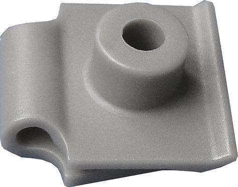 SWORDFISH 60636-25pcs Front Bumper Retainer Nylon U nut for Mazda C274-50-133