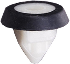 SWORDFISH 61326 - Screw Grommet with Black Rubber Sealer for VW N-106-213-01