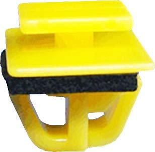 SWORDFISH 63204 Rocker Moulding Clip for Hyundai 87758-35000