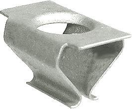 SWORDFISH 64954-25pcs Spoiler Clip for VW 6Q0-807-180