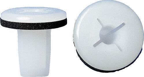 SWORDFISH 61059-25pcs Trunk & Liftgate Moulding Screw Grommet for Nissan