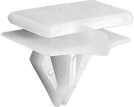 SWORDFISH 67385-15pcs Rocker Panel Moulding Clips for GM 10443956