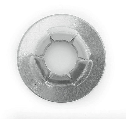 SWORDFISH 65745 - Grille Emblem Nut for Hyundai 86655-17000, Package of 25 Piece