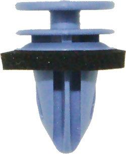 SWORDFISH 60435-25pcs Door Trim Panel Clip for Mercedes 001-991-57-98
