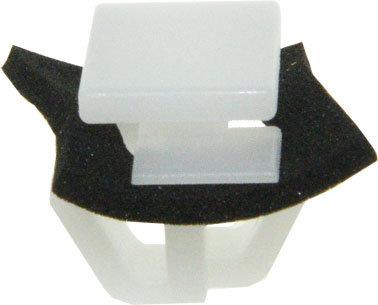SWORDFISH 67014-50pc Rocker Moulding Clip with Sealer for Hyundai: 87758-38000