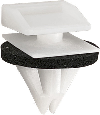 SWORDFISH 67384-15pcs Rocker Panel Moulding Clip for GM 10442914, 10300287