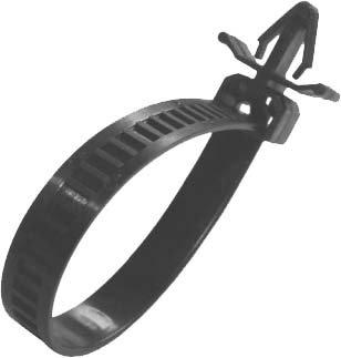 Swordfish 60611 - 25pc Honda & Mazda Cable Strap for Mazda & Honda