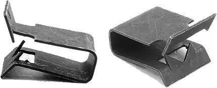SWORDFISH 64982-25pcs Black Taillight Radiator Grille Clip for VW 8L0807180