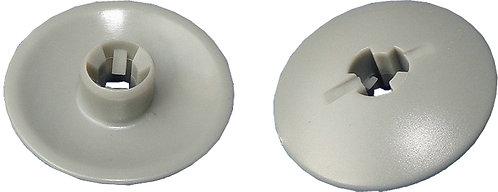 SWORDFISH 67714 - Sound Insulation Grommet for BMW 51-48-8-126-849, 25 Pieces