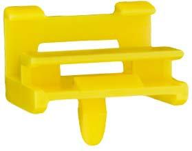 Swordfish 67412-Rocker Panel & Wheel Housing Trim Cover Clip for BMW 51717066220