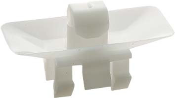 SWORDFISH 60407 Moulding Clips for Mercedes 006-988-72-78 Package of 10 Pieces