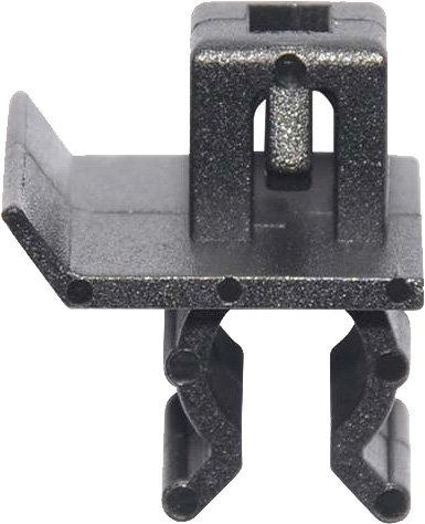SWORDFISH 61067-15pcs Bonnet Support Clip for Nissan for Mazda for Honda