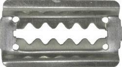 SWORDFISH 63812 25pc Bumper Strip Retainer for Toyota 90468-04030
