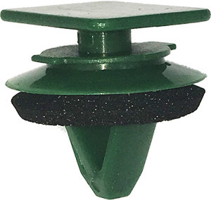 SWORDFISH 60643-Rocker Panel Moulding Trim Retaining Clip for Mazda