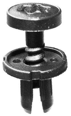 SWORDFISH 61331 - Intake Duct Rivet, Interior Trim Clips for VW 7L6-868-307