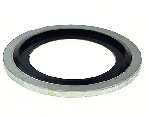 Self-Centered Dowty Seal Hydraulic Bonded Seals