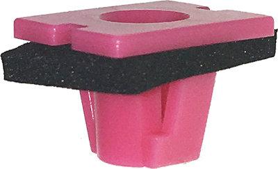 SWORDFISH 67028-15pcs Side Garnish Moulding Clip for Hyundai 87756-2J000