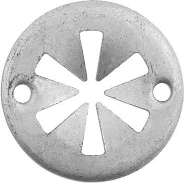 SWORDFISH 64901 - Radiator Support & Splash Shield Push-On Retainer