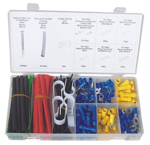 Swordfish 71280 - 308pc Electrical Connector Assortment