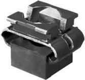SWORDFISH 68620-25pc Moulding Grommet for VW 4A0-805-163