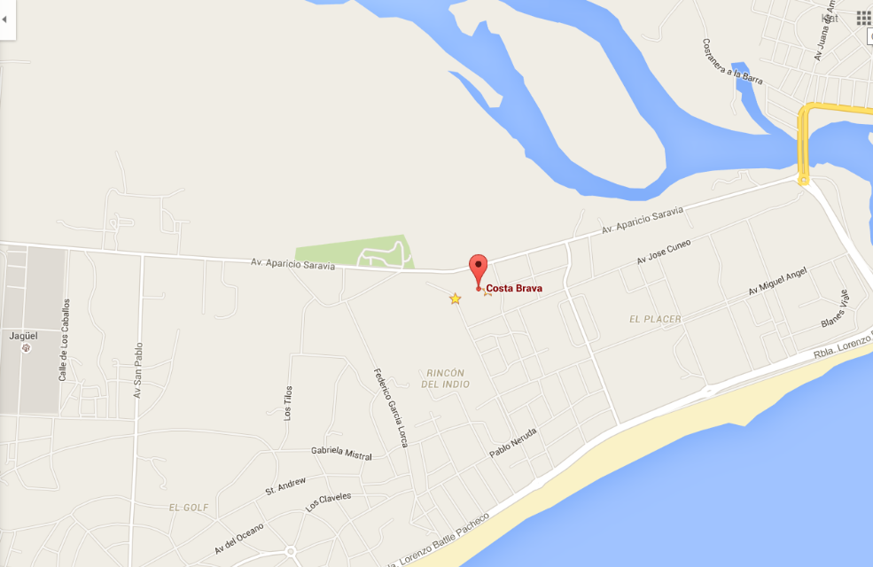 Mapa ubicacion google maps