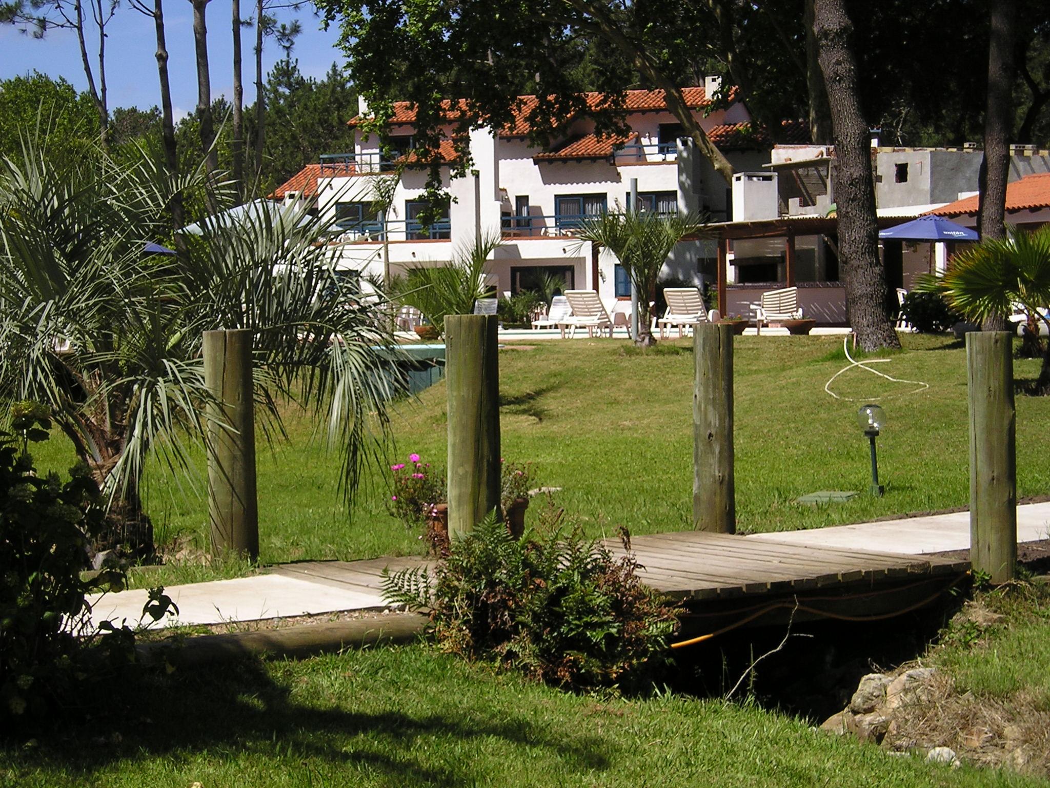 Vistas al Jardin