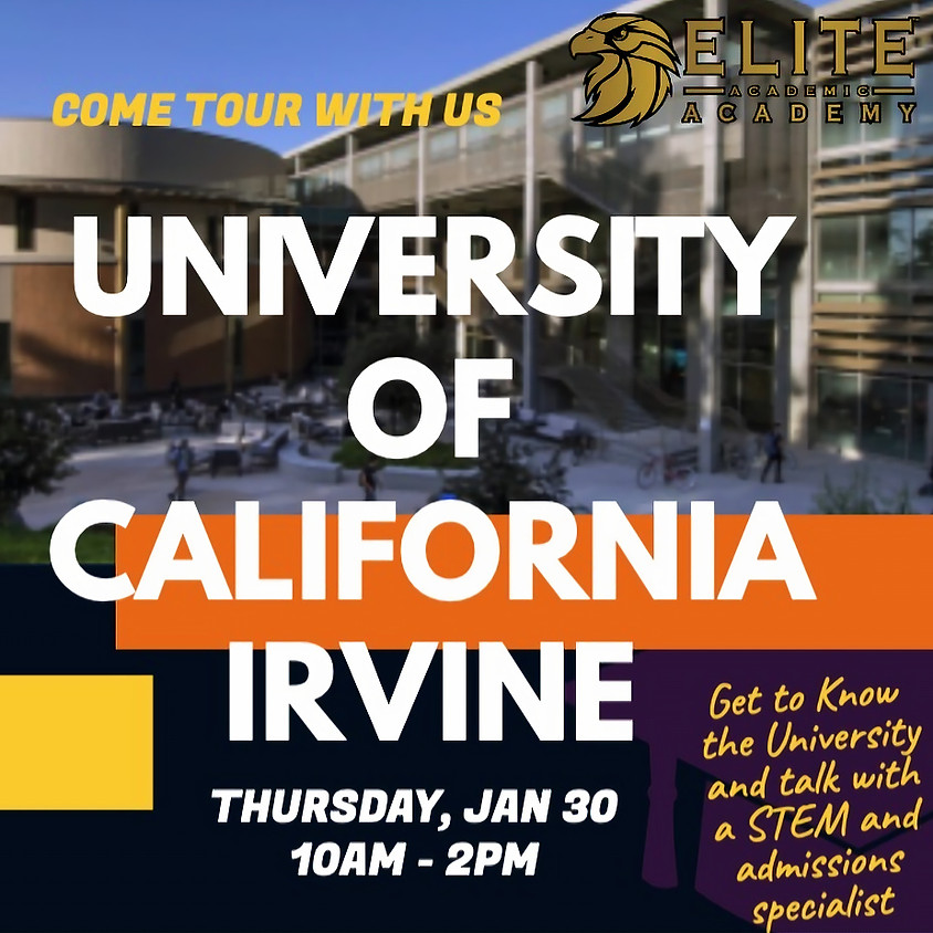 UC Irvine Tour