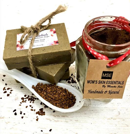 Coffee Cocoa Vanilla Soap