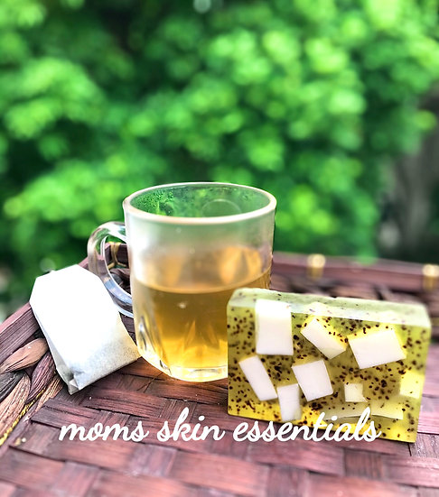 Shea Green Tea & Lemon Soap