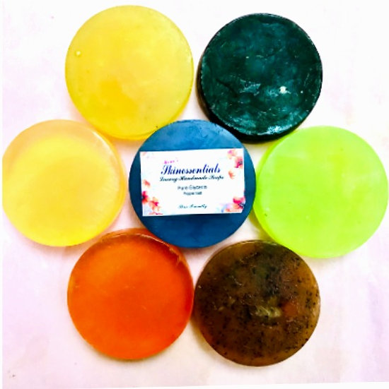 Pure Glycerin Soaps